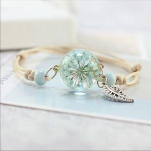 (J2) Floral Bracelet